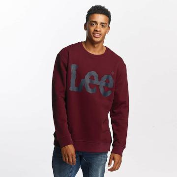 Lee Jersey Logo rojo