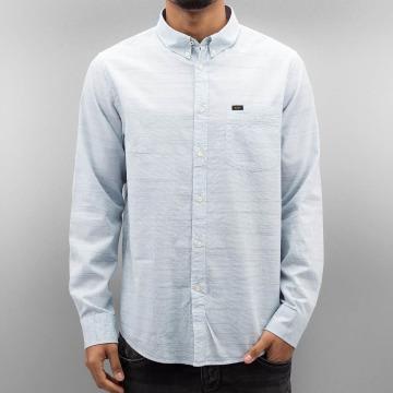 Lee overhemd Button Down blauw