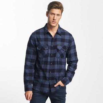 Lee overhemd Rider blauw
