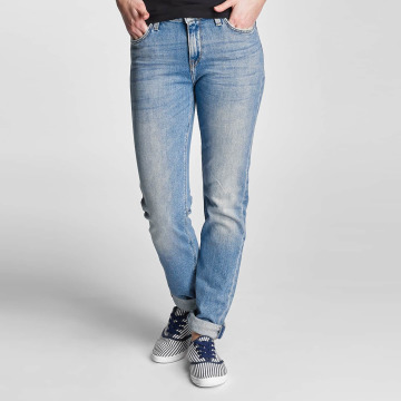 Lee Slim Fit Jeans Elly blau