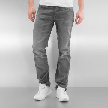 Lee Slim Fit Jeans Daren grau