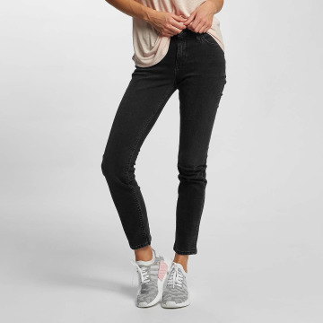 Lee Slim Fit Jeans Elly grau