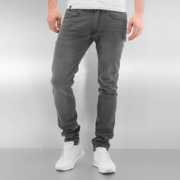 Lee Slim Fit Jeans Luke svart