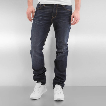 Lee Straight Fit Jeans Rider blå