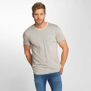 Lee T-Shirt Stripe beige