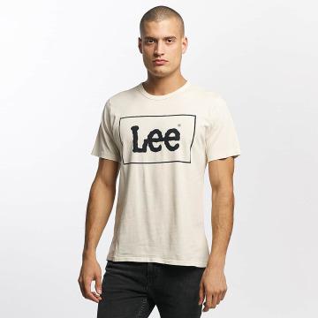 Lee T-shirt Lee bianco