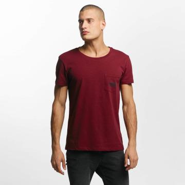 Lee T-Shirt Pocket rouge