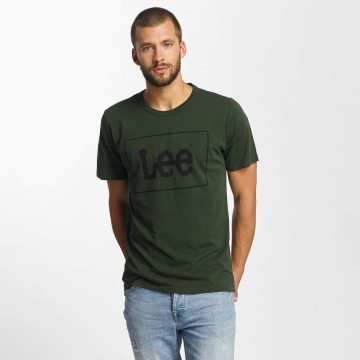 Lee T-shirts Lee grøn