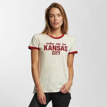 Lee Tričká Kansas béžová