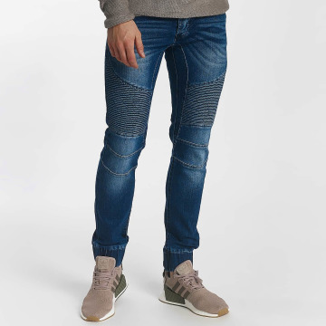 Leg Kings Carrot jeans Ribbed Carrot blauw