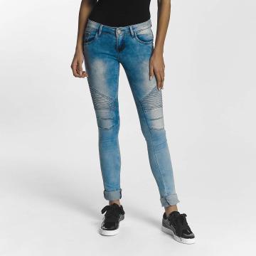 Leg Kings Jeans slim fit Girl Vivi blu