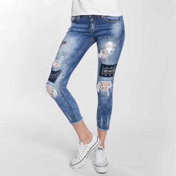 Leg Kings Skinny Jeans Maatana blau