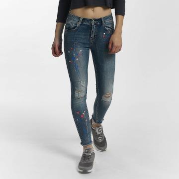 Leg Kings Skinny Jeans Leg Kings Jeans niebieski