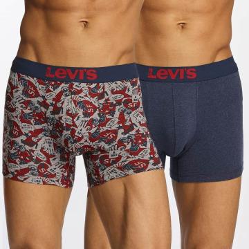 Levi's® Boxerky Emoji Print červený