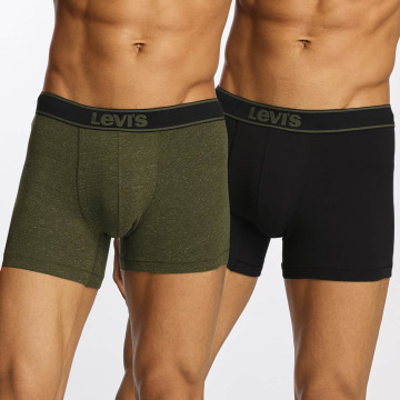 Levi's® Boxershorts Boxershorts Brief Vintage Heather 2-Pack olive