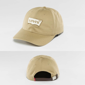 Levi's® Casquette Snapback & Strapback Updated Embroidered Batwing Baseball beige