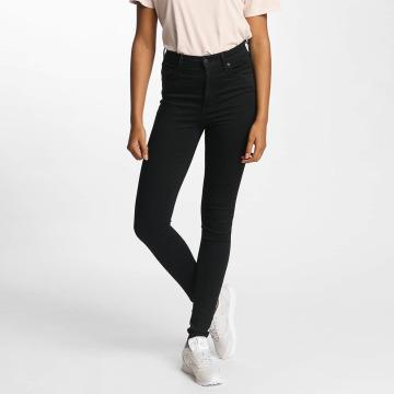 Levi's® Højtaljede bukser Mile High Super Skinny sort