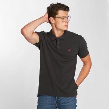 Levi's® Pikétröja Housemark svart