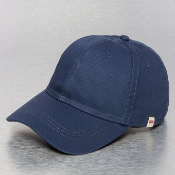 Levi's® Snapback Caps One blå