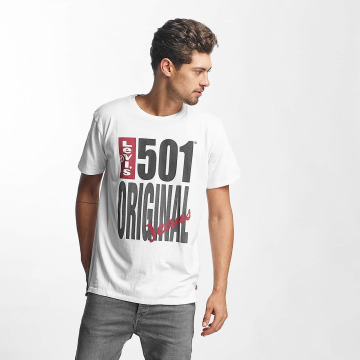 Levi's® T-Shirt 501® Graphic blanc