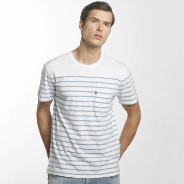 Levi's® T-Shirt Set In Sunset Pocket blau