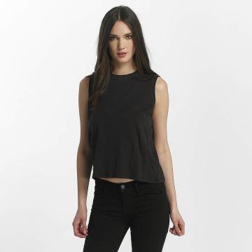 Levi's® T-Shirty Line 8 Muscle czarny