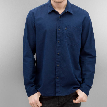Levi's® Tričká dlhý rukáv 8 Pocket modrá