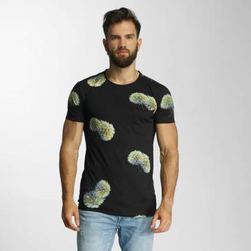 Lindbergh Camiseta O-Neck negro