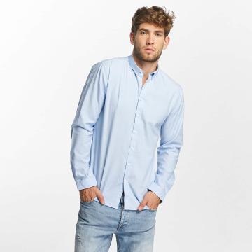 Lindbergh Koszule White Oxford niebieski
