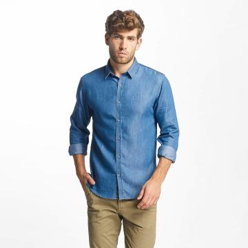 Lindbergh Koszule Denim niebieski