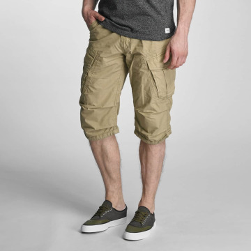 Lindbergh Short Detailed Washed beige