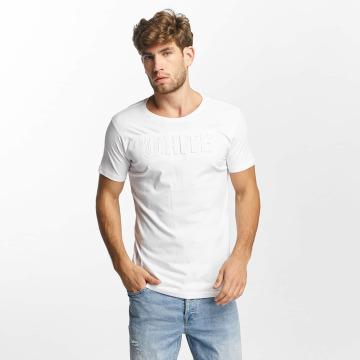 Lindbergh T-Shirt  Embossed Print T-Shirt W...