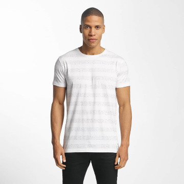 Lindbergh T-Shirt Nep YD Stripe white