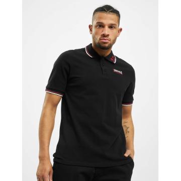 Lonsdale London Camiseta polo Lion Polo negro