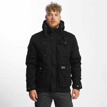 Lonsdale London Chaqueta de invierno Rahoy negro