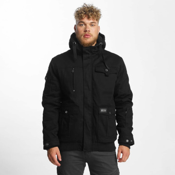 Lonsdale London Giacca invernale Rahoy nero
