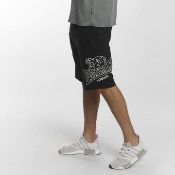 Lonsdale London Pantalón cortos Chilley negro