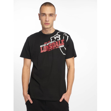 Lonsdale London T-Shirt Walkley black