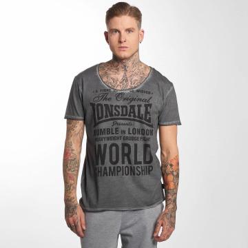 Lonsdale London T-Shirt Winsford grau