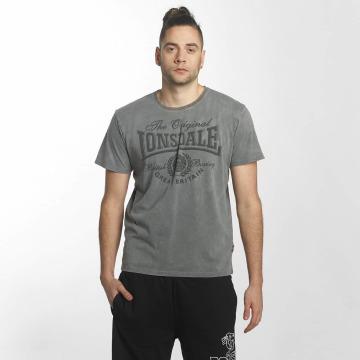Lonsdale London t-shirt Wendover Regular Fit grijs