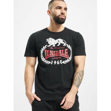 Lonsdale London T-shirt Original 1960 nero