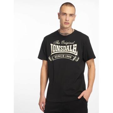 Lonsdale London T-shirt Martock nero