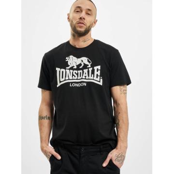 Lonsdale London T-Shirt Logo schwarz