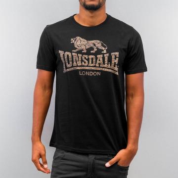 Lonsdale London T-Shirt Newhaven schwarz
