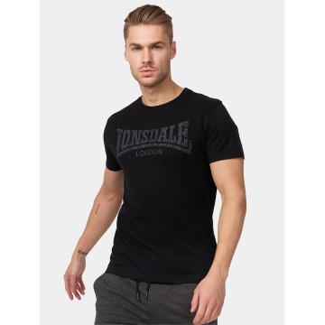 Lonsdale London T-Shirt Logo Kai schwarz