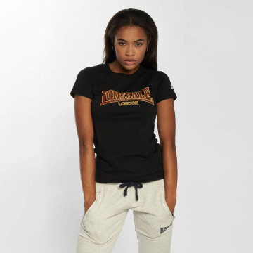 Lonsdale London T-Shirt Helmsley schwarz