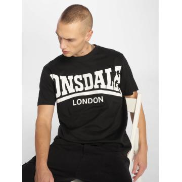 Lonsdale London t-shirt York zwart