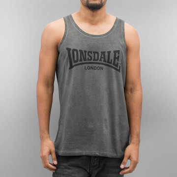 Lonsdale London Tank Tops Hartbottle серый