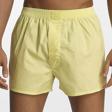 Lousy Livin  Shorts boxeros Plain amarillo