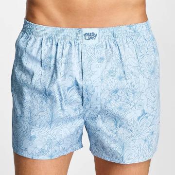 Lousy Livin  Shorts boxeros Tropical azul